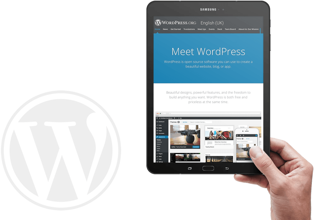 WordPress Web Design Development