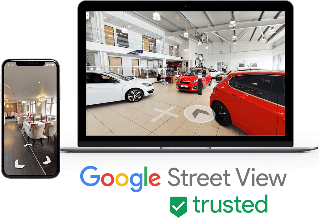 Street View Virtual Tour